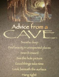 Advice_Cave