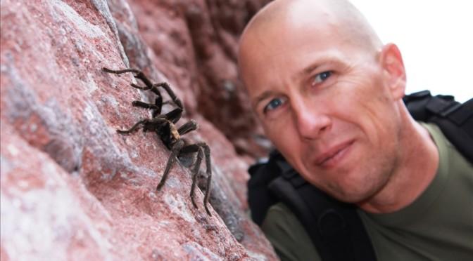Tabor Canyon – Wandern zwischen Vogelspinnen und Wasserfällen