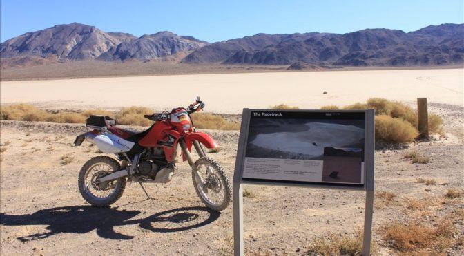 Death Valley (3) - Mystische Felsen - 350 Kilo bewegen sich wie von Geisterhand