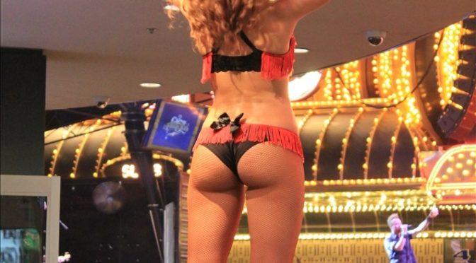 "Las Vegas Downtown: bunte Lichter, nackte Haut <span class=""amp"">&</span> skurrile Gestalten"
