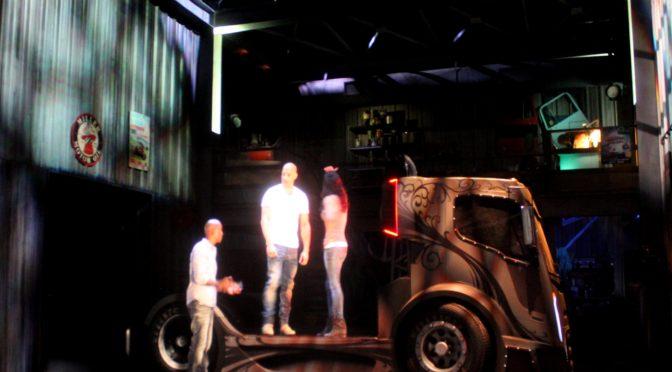 Auf Tuchfühlung mit Vin Diesel in Hollywood