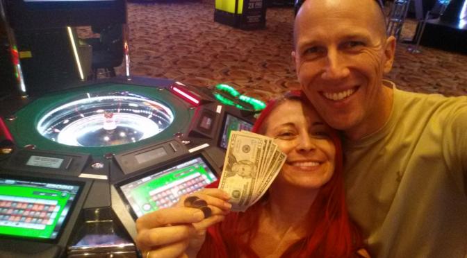 Las Vegas: Wir zocken am Spielautomaten und landen auf der Rettungswache